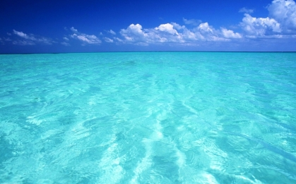 blue ocean seascapes 1920x1200 wallpaper – Nature Oceans HD Desktop ___