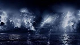 lightning storm in Venezuela has been raging almost every night for ___